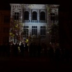 La Plante (videomapping), autor: AV Exciters (FR), lokace: Západočeské muzeum