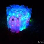 Light bottles, autorka: Kazumi (JAP), lokace: Hřiště u plovárny